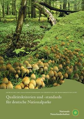 Broschüre Qualitätsstandards